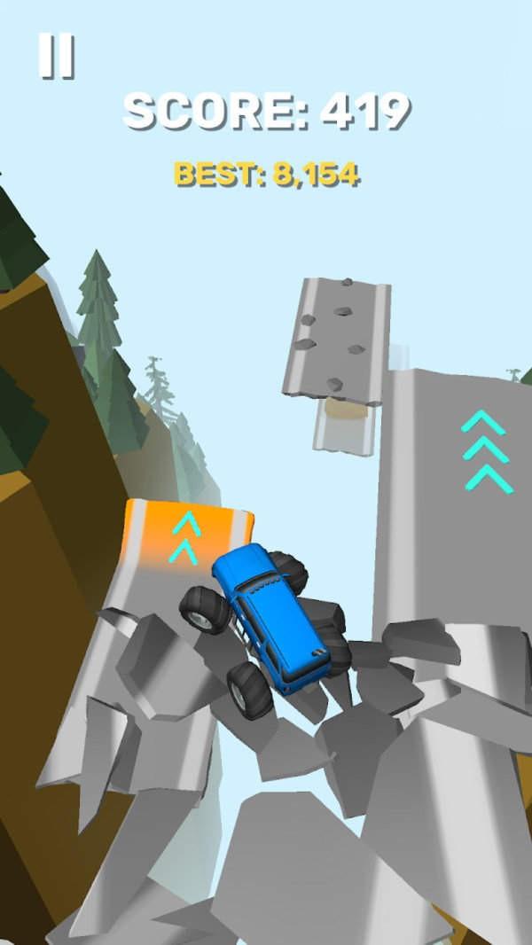 空中特技飞车游戏安卓版