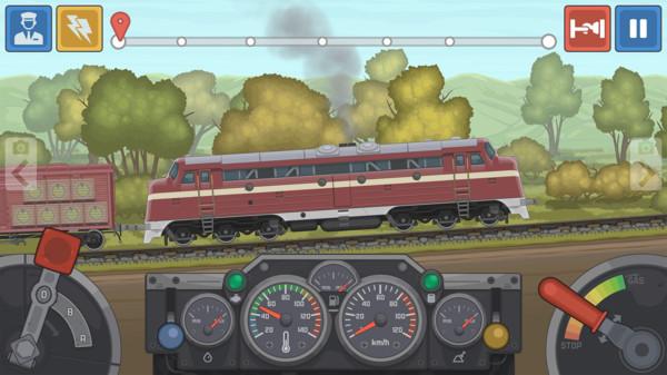 欧洲火车驾驶员游戏官方安卓版