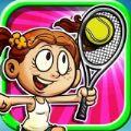 萌娃网球大师赛游戏安卓最新版 v1.0