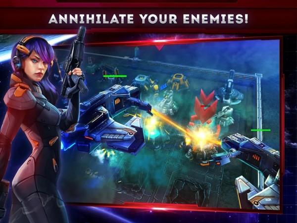 终极太空战役游戏安卓最新版图片1