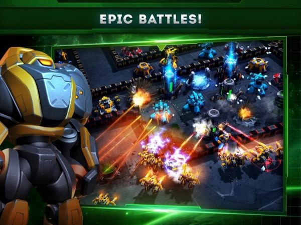 终极太空战斗游戏安卓最新版