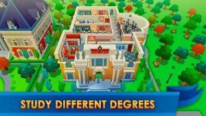 建立大学校园官方版图4