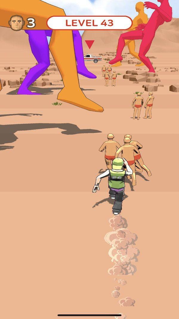 逃出巨人镇游戏安卓最新版图片1