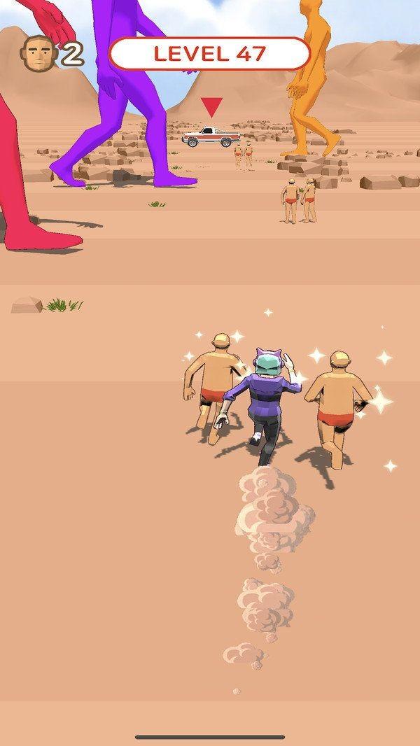 逃出巨人镇游戏安卓最新版图3: