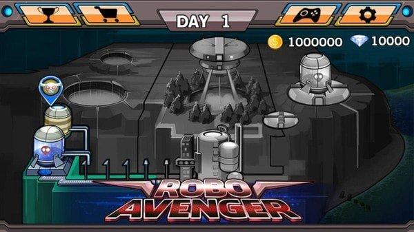 假面超人之复仇游戏安卓版图片1