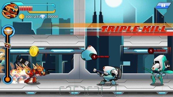 假面超人之复仇游戏安卓版图2: