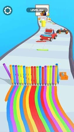 铅笔冲鸭游戏安卓版图片1