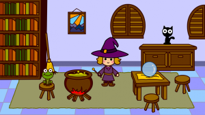 魔法小镇世界官方版图2