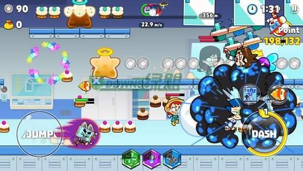 英雄奔跑大赛游戏安卓最新版图片1
