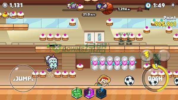 英雄奔跑大赛游戏安卓最新版图2: