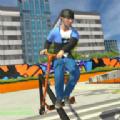 我的滑板车游戏