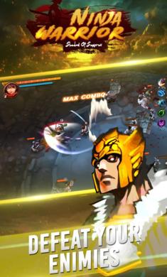 忍者武士之影游戏官方最新版图3: