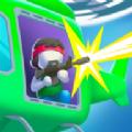 反恐直升射击游戏