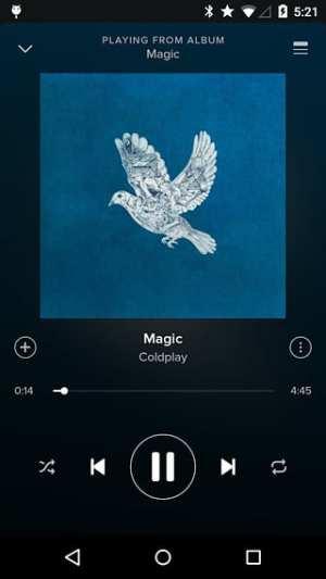 Spotify app图1
