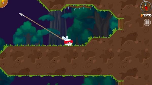 兔兔小兵冒险2游戏安卓官方版图2: