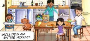 娃娃屋游戏完整版最新下载2021图2