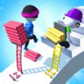 造个梯子快跑游戏