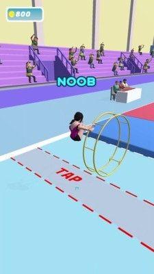 体操小姐姐游戏图1