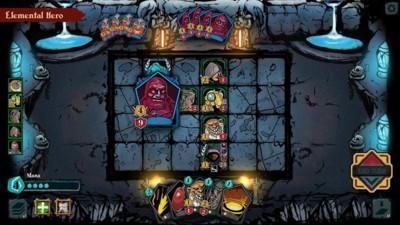 地下城棋盘战手游官方最新版图1: