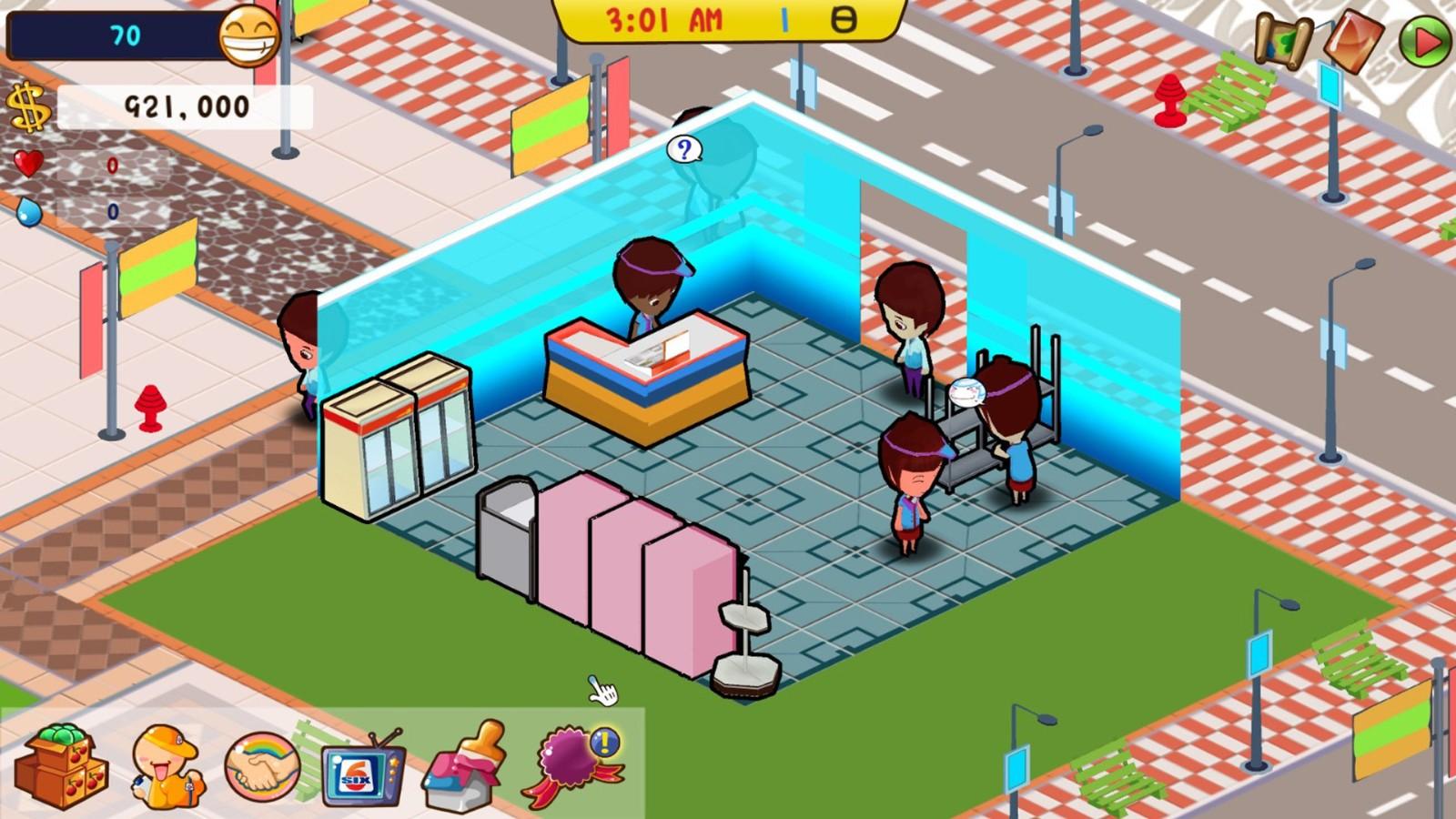 便利商店6游戏中文手机版图片1