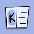 可邮 for kwgt APP
