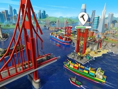 港口城市轮船大亨游戏官方版安卓版图片1