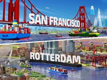 港口城市轮船大亨游戏官方版安卓版