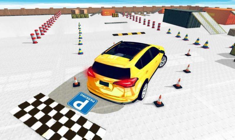 倒车普拉多3D游戏安卓版手机版图4:
