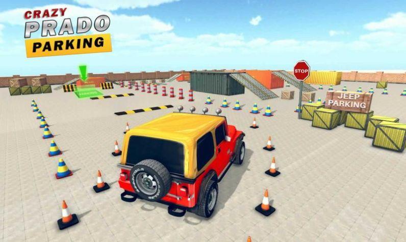 倒车普拉多3D游戏安卓版手机版图2: