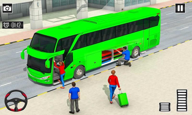 快乐的公交车司机游戏安卓版图2: