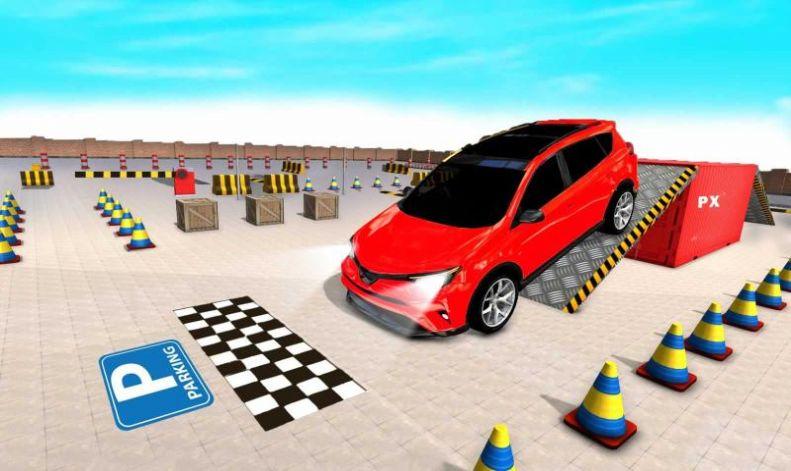 倒车普拉多3D游戏官方中文版图片1