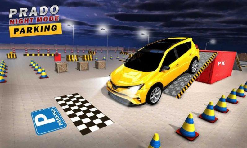 倒车普拉多3D游戏官方中文版图2: