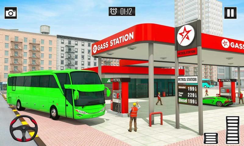 快乐的公交车司机游戏安卓版图1: