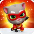 汤姆猫英雄跑酷破解版2021