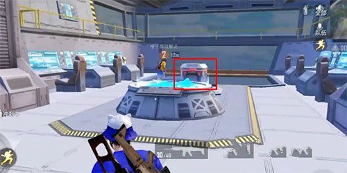 和平精英黑刃母舰刷新点位大全:黑刃母舰刷新点位置一览[多图]图片3