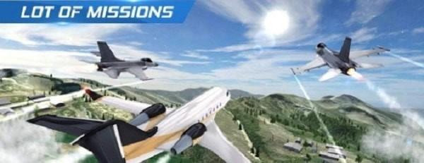 真正的飞机飞行员手机游戏安卓版图片1