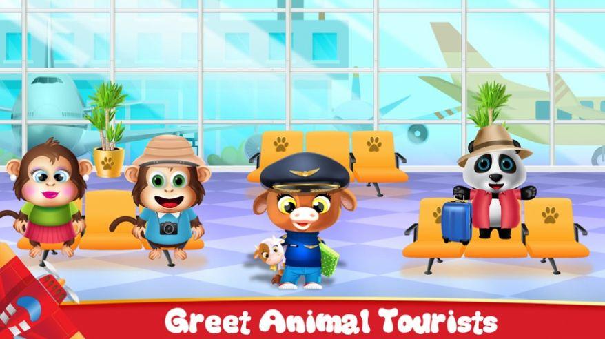 动物世界机场生活手游安卓版中文版