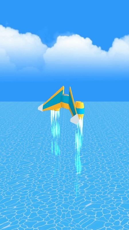 火箭冲刺3D手游版