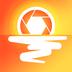 夕阳美相机App