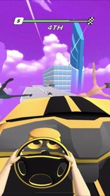 屋顶飞车小游戏官方版