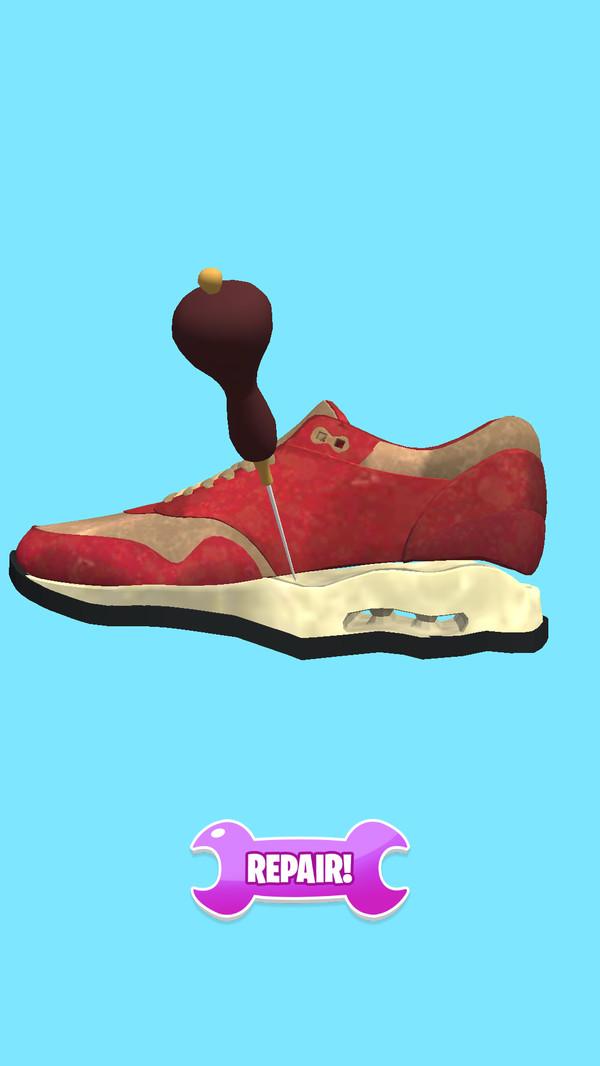 抖音老板修个鞋小游戏官方版