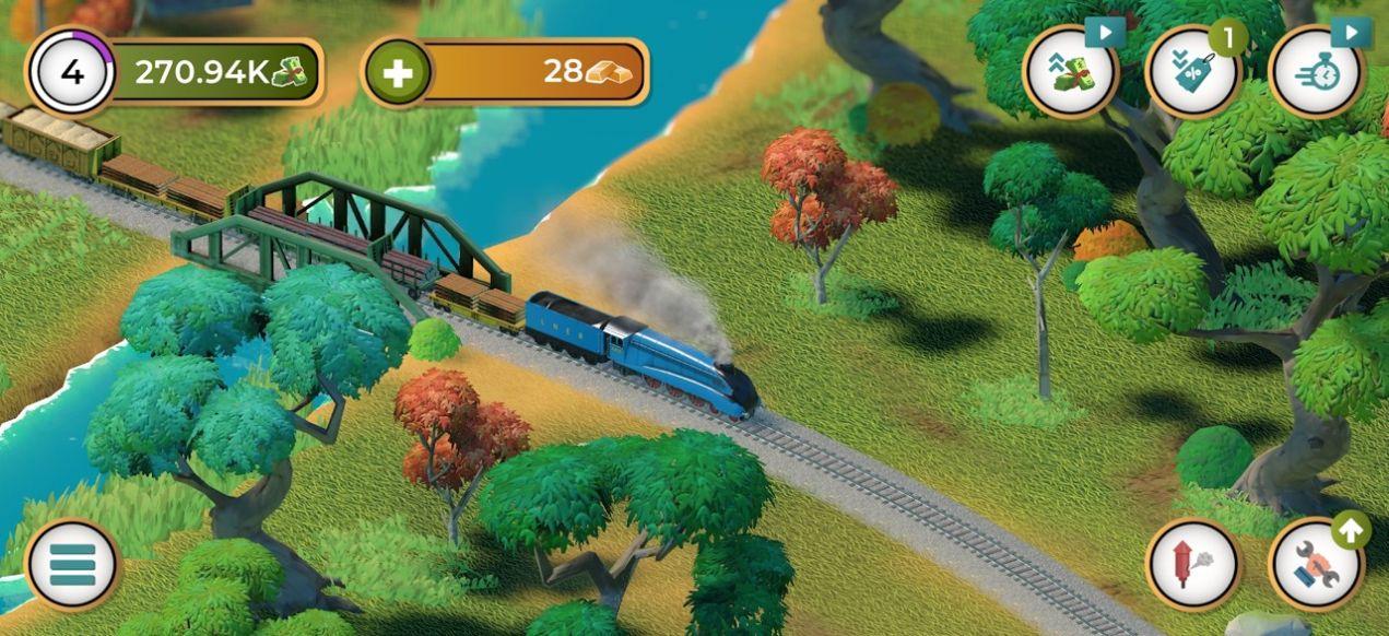 闲暇列车游戏安卓版图片1