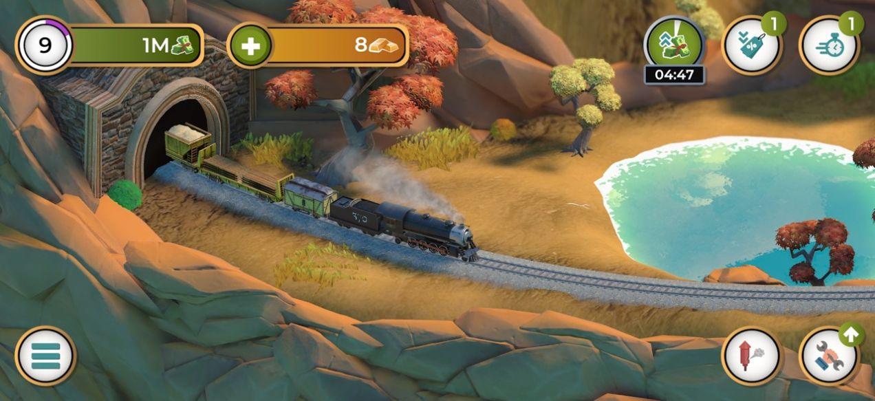 空闲列车游戏安卓版