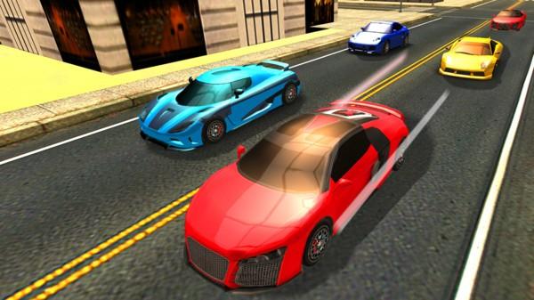 城市速度追逐战游戏安卓手机版图片1