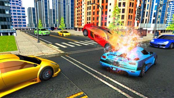 城市速度追逐战游戏安卓手机版