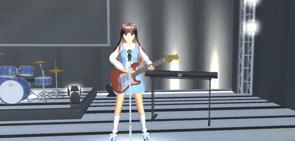 樱花校园模拟器演唱会版本无广告更新1.038.51中文正版