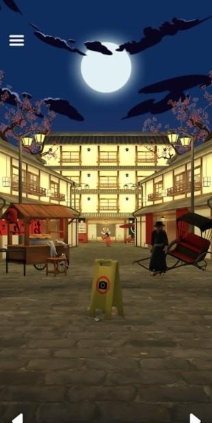 逃脫京都游戲官方版圖4: