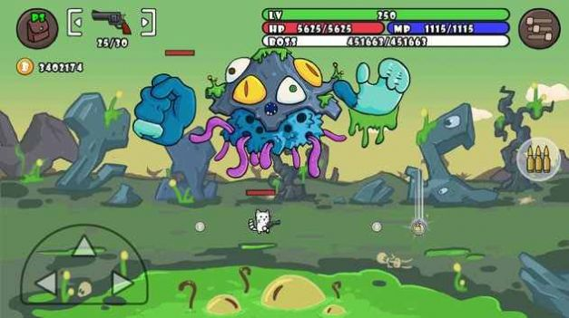 喵喵加特林游戲官方安卓版圖片1