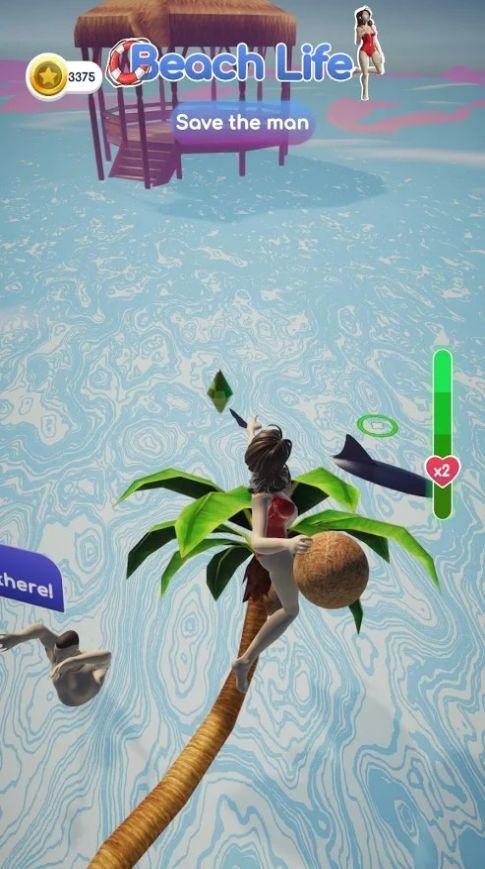 海滩生活3D游戏中文安卓版图片1