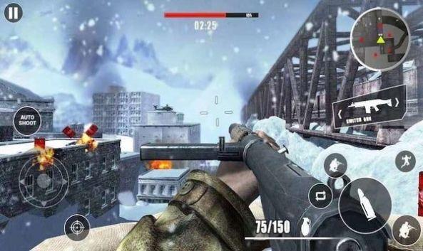 枪战火线精英手机游戏安卓版图片1